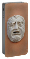 Wall Mask Portable Battery Charger