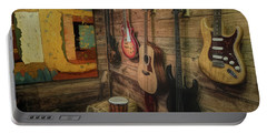 Wall Of Art And Sound Portable Battery Charger