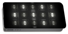 Wall Of Roundels - 5x3 Portable Battery Charger
