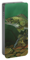 Walleye Portable Battery Charger