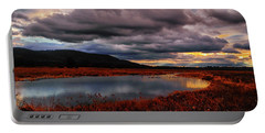 Wallkill River National Wildlife Refuge Portable Battery Charger by Raymond Salani III