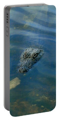 Wally The Gator Portable Battery Charger