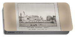 Walmer Castle Kent Portable Battery Charger
