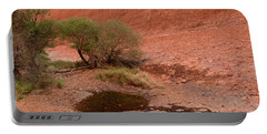 Portable Battery Charger featuring the photograph Walpa Gorge 01 by Werner Padarin