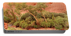 Portable Battery Charger featuring the photograph Walpa Gorge 03 by Werner Padarin