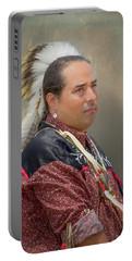 Wampanoag Powwow_0043 Portable Battery Charger