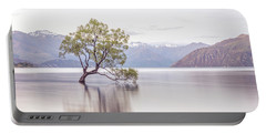Wanaka Tree Portable Battery Charger by Racheal Christian