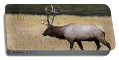 Wandering Elk Portable Battery Charger