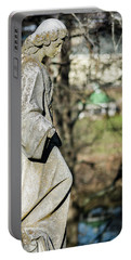 Wandering Lady Of Myrtle Hill Portable Battery Charger