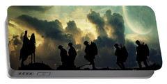 War Zone Portable Battery Charger