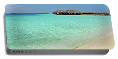 Warm Welcoming. Maldives Portable Battery Charger