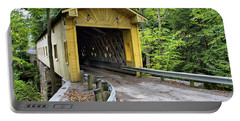 Warner Hollow Covered Bridge Portable Battery Charger
