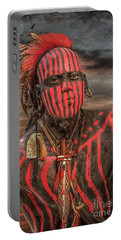Warpath Shawnee Indian Portable Battery Charger