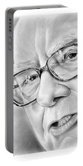 Warren Buffett Portable Battery Charger