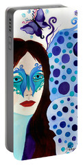 Warrior Woman, Don't Lose Hope Portable Battery Charger