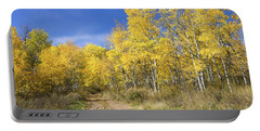 Wasatch Fall Portable Battery Charger