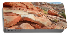 Wash 5 In Valley Of Fire Portable Battery Charger
