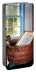 Washboard Portable Battery Charger