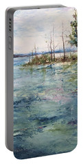 Washed By The Waters Series Portable Battery Charger