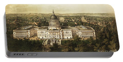 Washington City 1857 Portable Battery Charger by Jon Neidert