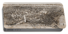 Washington D.c., 1892 Portable Battery Charger