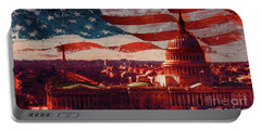 Washington Dc Building 76h Portable Battery Charger by Gull G