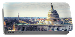 Washington Dc Building 9i8 Portable Battery Charger by Gull G