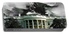 Washington Dc, White House Portable Battery Charger by Gull G
