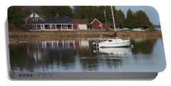 Washington Island Harbor 4 Portable Battery Charger