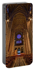 Washington National Cathedral Crossing Portable Battery Charger