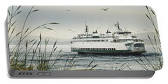 Washington State Ferry Portable Battery Charger