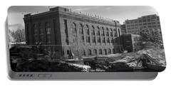 Washington Water Power Post Street Station - Spokane Washington Portable Battery Charger