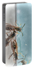 Wasps Portable Battery Charger