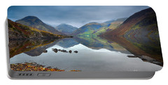Wast Water Portable Battery Charger
