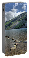 Wastwater Screes Portable Battery Charger