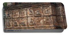 Wat Jed Yod Frieze Of Angels Or Deities On Maha Vihara Jedyod Dthcm0903 Portable Battery Charger