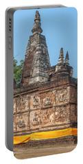 Wat Jed Yod Maha Vihara Jedyod Dthcm0902 Portable Battery Charger by Gerry Gantt