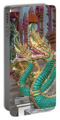 Wat Nam Phueng Phra Wihan Naga Guardians Dthla0007 Portable Battery Charger