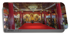 Wat Pa Dara Phirom Phra Chulamani Si Borommathat Interior Dthcm1607 Portable Battery Charger