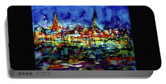 Wat Phra Kaew Portable Battery Charger
