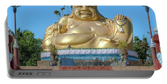 Wat Piyaram Wealth Luck Buddha Shrine Dthcm1233 Portable Battery Charger