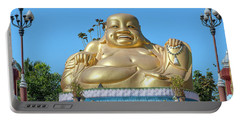 Wat Piyaram Wealth Luck Buddha Shrine Dthcm1233 Portable Battery Charger