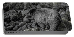 Watching Black Bear Portable Battery Charger