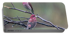 Portable Battery Charger featuring the photograph Watching Over You by Susan Capuano
