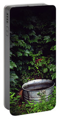 Portable Battery Charger featuring the photograph Water Bearer by Jessica Brawley