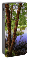 Water Birch Portable Battery Charger