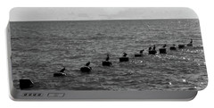 Water Birds Portable Battery Charger