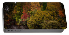 Portable Battery Charger featuring the photograph Water Cascade by Ryan Photography