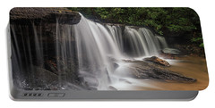 Water Curtain Portable Battery Charger