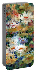 Water Garden II Portable Battery Charger